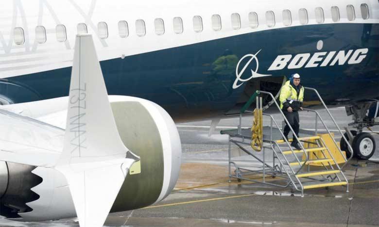 Les livraisons de Boeing ont chuté au premier semestre 2019