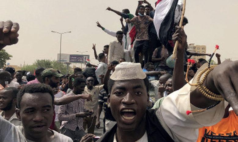 Report des discussions entre la contestation et le pouvoir militaire