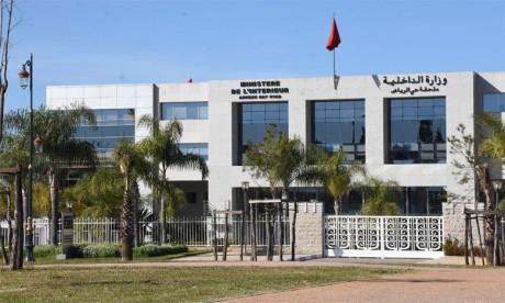 Le ministre de l'Intérieur tient à Tétouan une réunion avec les walis des régions, les gouverneurs des provinces, des préfectures et des préfectures d'arrondissements ainsi qu'avec les walis et gouverneures de l'Administration centrale du ministère