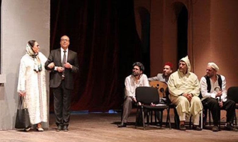 «Théâtre Forum» sur le développement  de la culture de la sécurité sociale