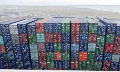 Hausse de 3,1% des exportations  au premier semestre