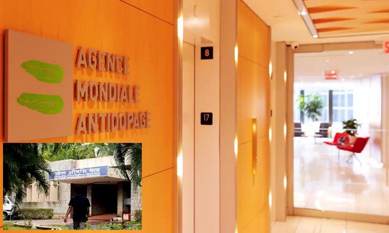 La suspension, entrée en vigueur le 20 août, a été décidée pour non-conformité au Standard international pour les laboratoires de l'AMA. Ph : AFP