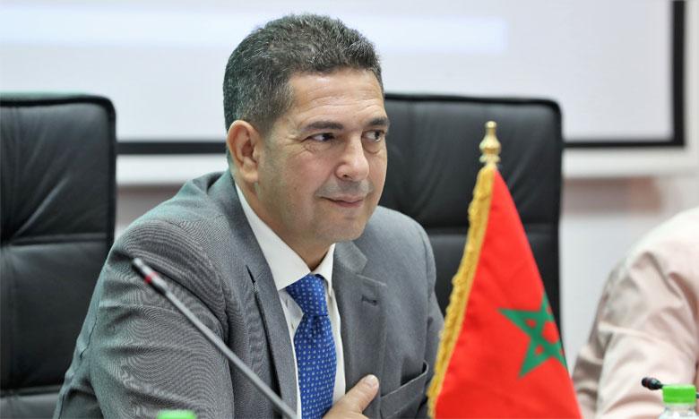 Saaïd Amzazi : La formation professionnelle au cœur du nouveau modèle de développement pour le Maroc