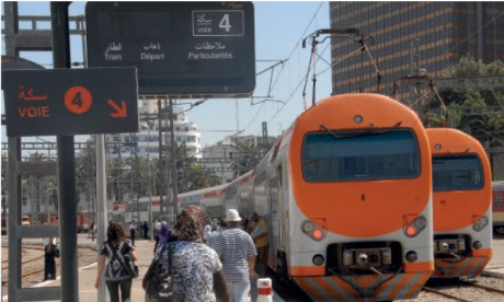 Plan spécial de circulation des trains  à l'occasion de l'Aïd Al-Adha