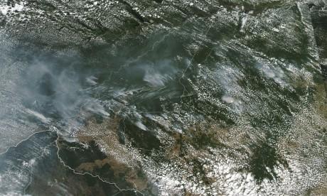 Amazonie : Le poumon de la planète est en feu