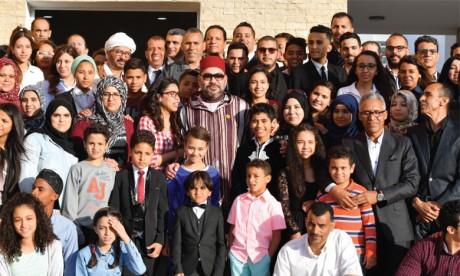 Les jeunes au cœur de la Vision Royale pour le Maroc de demain
