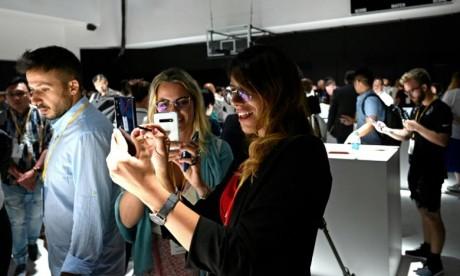 Samsung dévoile le Galaxy Note 10
