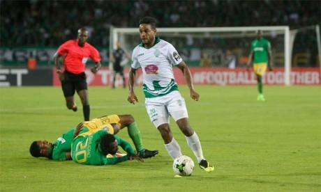Le Raja de Casablanca défie Brikama United pour se hisser au tour suivant