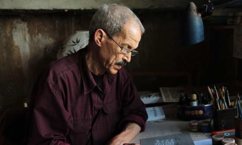 Abdelhamid Azzubair, un artiste aux multiples facettes qui exalte la calligraphie arabe