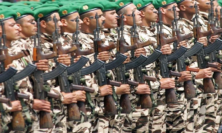 Service militaire : Tout est mis au point pour accueillir les 15.000 appelés
