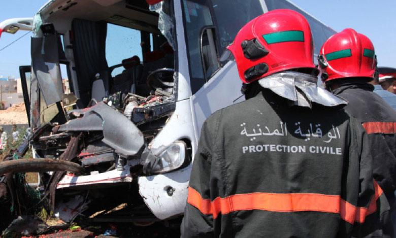 30 morts et 1.615 blessés  en périmètre urbain durant  la semaine dernière