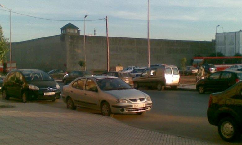 Prison locale Salé 2 : L'administration dément des propos «infondés»