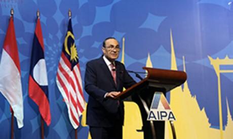 Habib El Malki sollicite le statut d'observateur pour le Maroc au sein de l'Assemblée interparlementaire de l'ASEAN