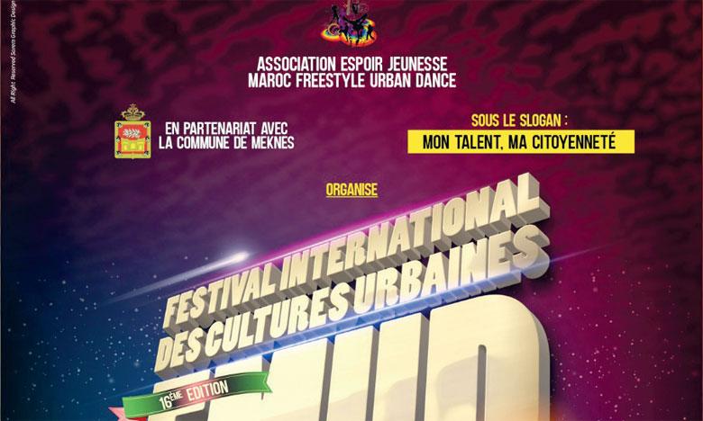 Festival international des arts urbains