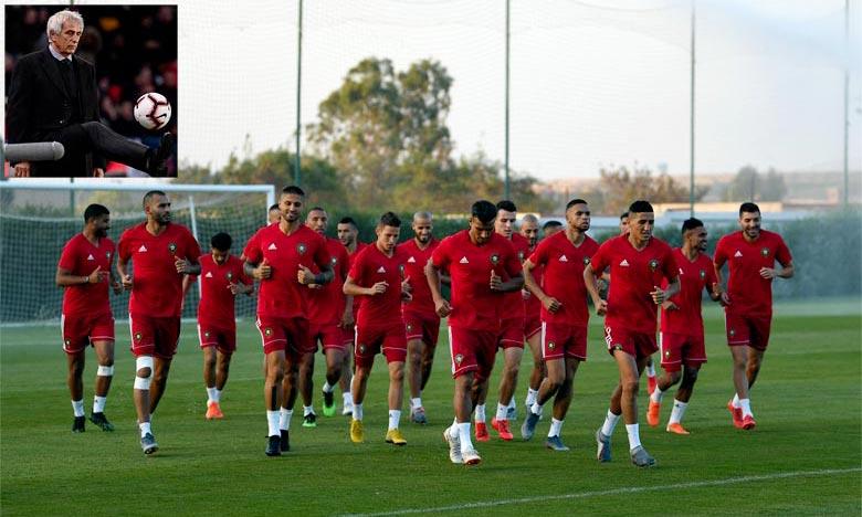 Le nouveau sélectionneur des Lions de l'Atlas, Vahid Halilhodzic, a dévoilé vendredi, sa première liste des joueurs présélectionnés pour prendre part à un stage de préparation. Ph : DR