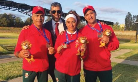 Avec 15 médailles signées lundi, le Karaté confirme l'hégémonie marocaine dans les sports de combat