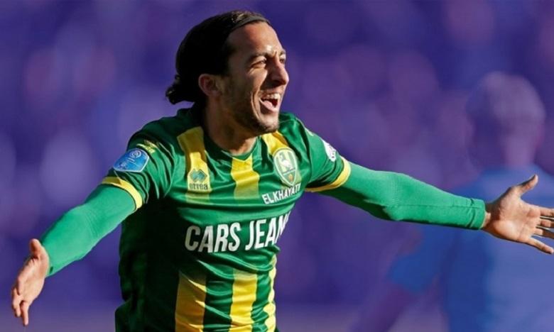 Le Marocain Abdennasser Khayati au club Qatar