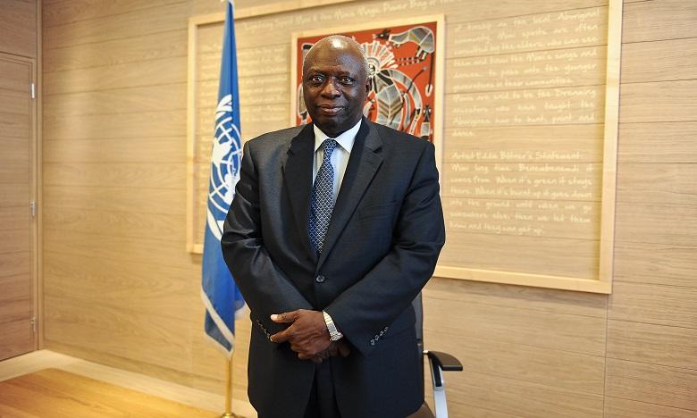 Décès de Jacques Diouf, ancien directeur général de la FAO