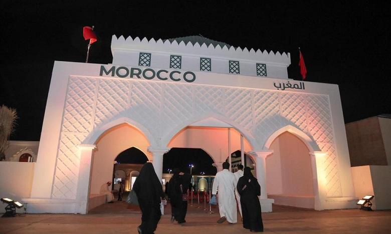 La culture marocaine en force à Souk Okaz