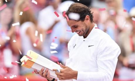 Nadal remporte le 35e Masters 1000 de sa carrière