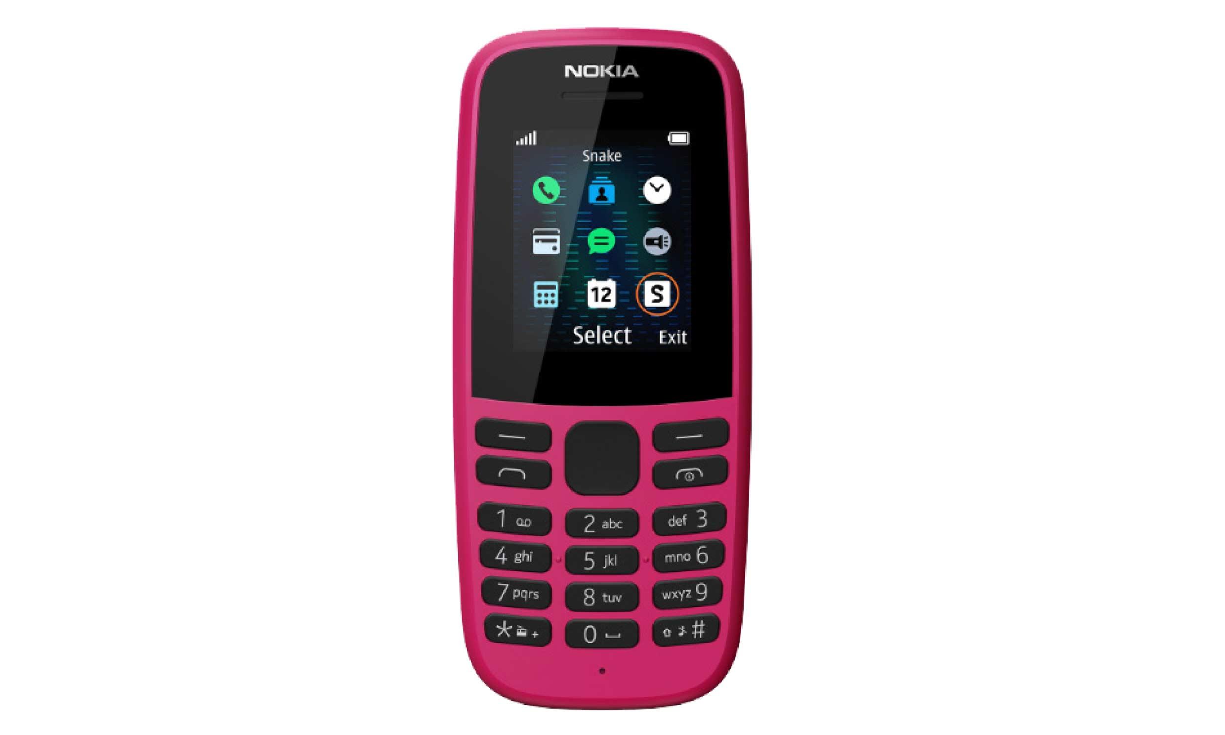 Le Nokia 105