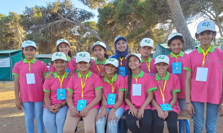 Colonies de vacances : l'OCP  accompagne 2.000 enfants de Khouribga
