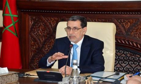 PLF 2020: la note d'orientation de Saad Eddine  El Othmani