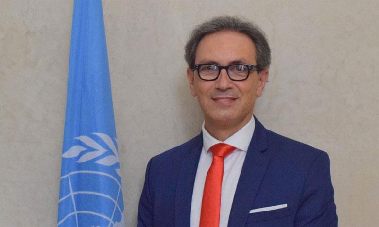 Le représentant de l'UNFPA au Maroc : «Les jeunes représentent  une aubaine pour la croissance»