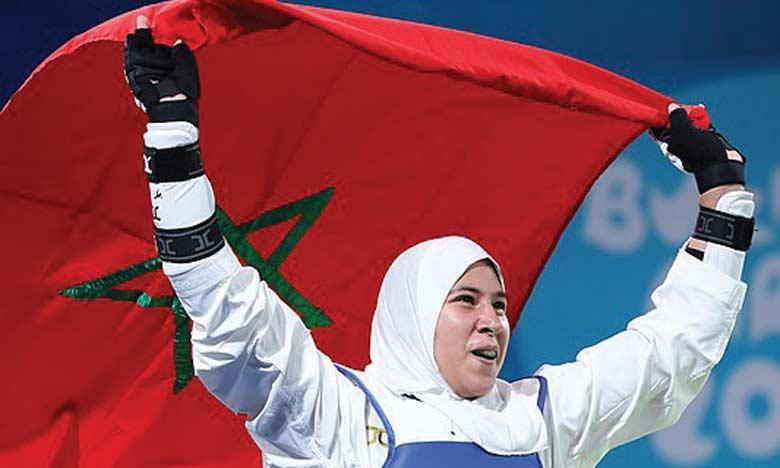 Aboufaras et Lekehal brillent sur le tatami,  le Maroc toujours quatrième au classement général