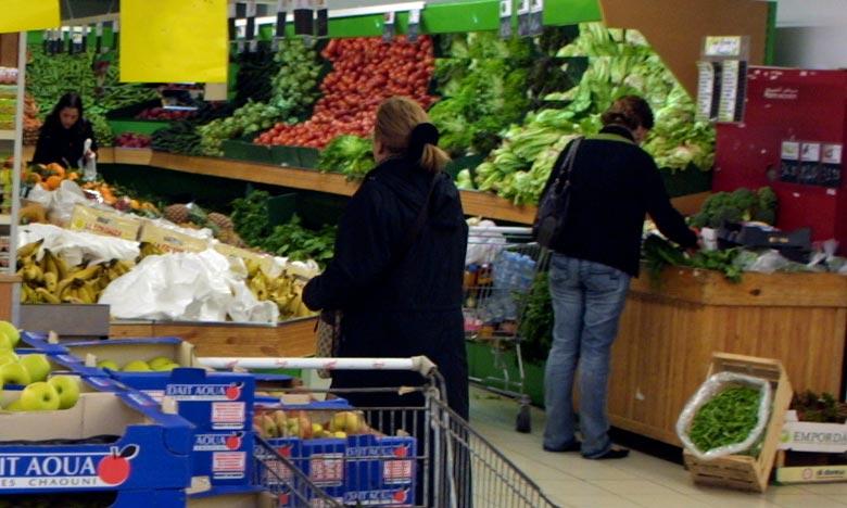Les baisses des produits alimentaires observées entre juin et juillet 2019 concernent principalement les «légumes» avec 8,1%. Ph. Saouri
