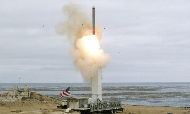 Moscou dénonce une «escalade  des tensions militaires»
