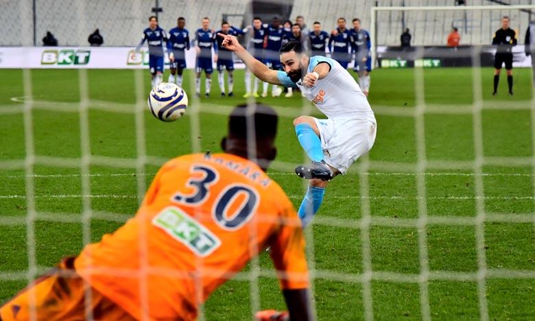Absent lors de la reprise de l'entraînement, le défenseur central international français, Adil Rami, faisait l'objet d'une procédure disciplinaire. Ph. AFP