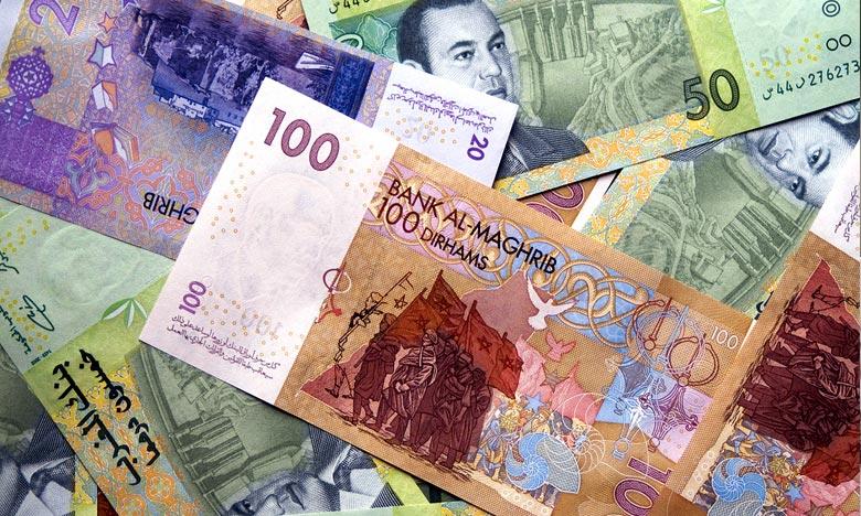 Le dirham s'apprécie de 0,78% face à l'euro en juillet 2019