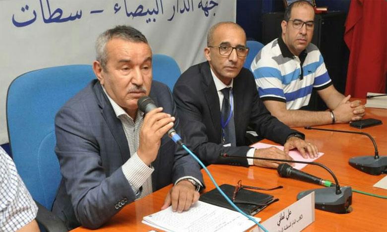 Congrès régional de l'Organisation  démocratique de l'enseignement