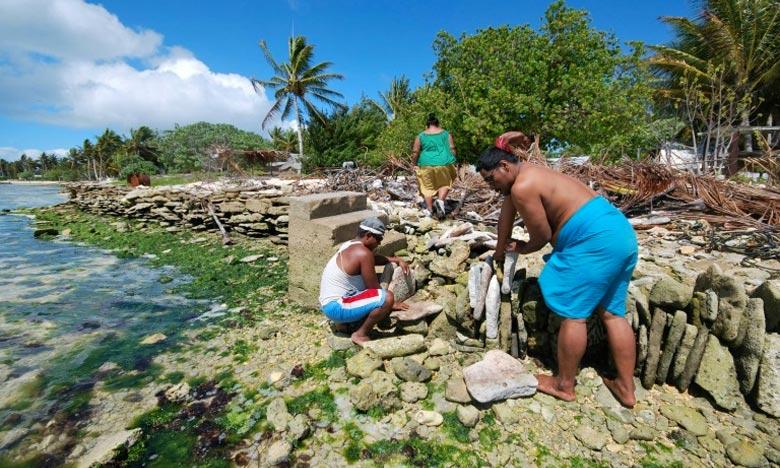 L'Australie se mobilise contre le changement climatique dans le Pacifique