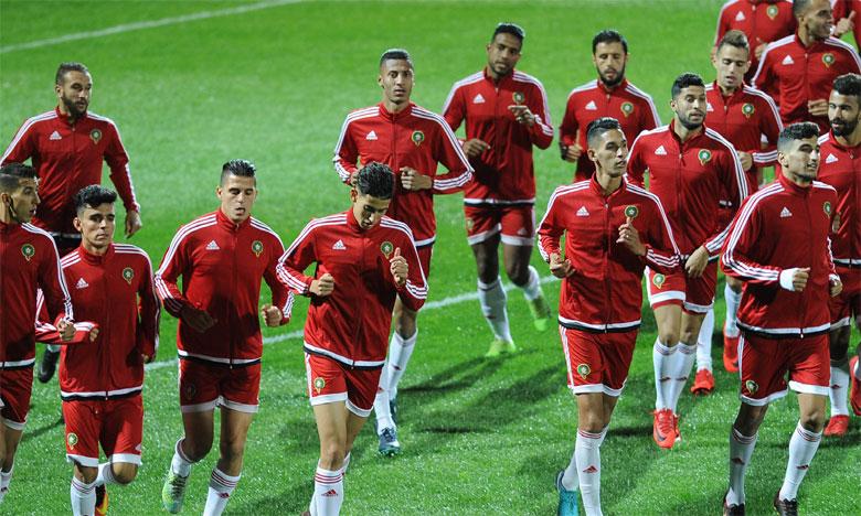 Ammouta dévoile une nouvelle liste de 28 joueurs pour les amicaux de septembre
