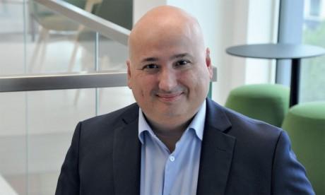 Un nouveau vice-président pour  la région Moyen-Orient et Afrique