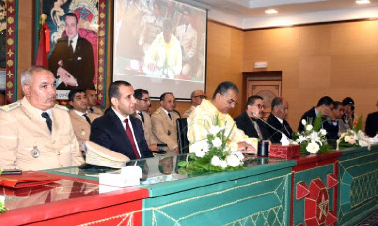 Lors de la cérémonie, l'accent a été mis sur l'importance de ce mouvement qui s'assigne pour objectif d'enrichir l'expérience des agents d'autorité au service de l'intérêt général.
