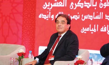 «Nous considérons que la mobilisation des compétences marocaines du monde est l'un des piliers de notre stratégie et un des leviers du développement économique et social du Royaume»
