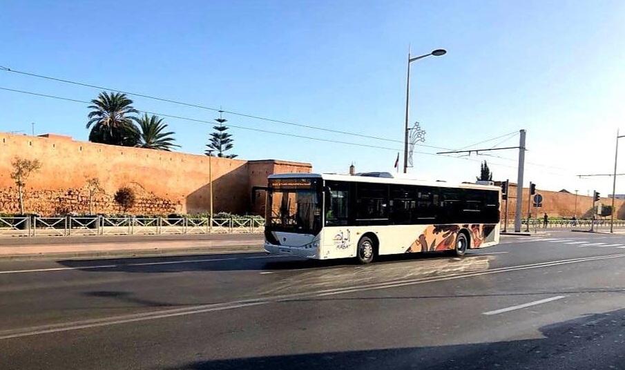 C'est parti pour les nouveaux bus de Rabat
