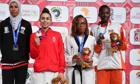Le Taekwondo, le saut d'obstacles, le snooker et le triathlon hissent le Maroc sur le podium
