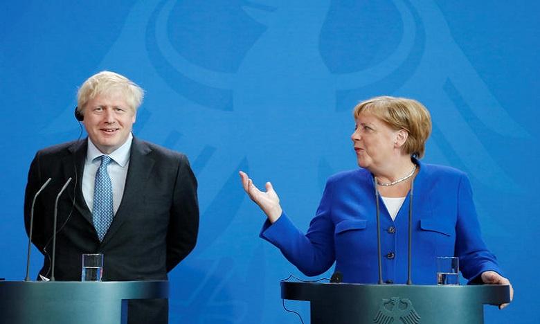 Angela Merkel  : Un accord sur le Brexit est possible jusqu'au 31 octobre