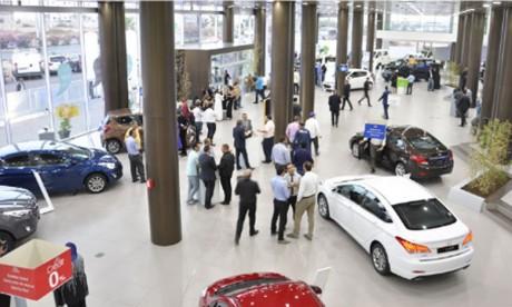 Automobile : Les ventes marocaines en baisse 10,41% à fin juillet