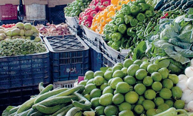 La baisse des produits alimentaires observée entre juin et juillet 2019 concerne essentiellement les légumes (8,1%), les poissons et fruits de mer (4,3%), les fruits (3,6%), les viandes (1,7%) et le lait, fromage et œufs (0,5%).