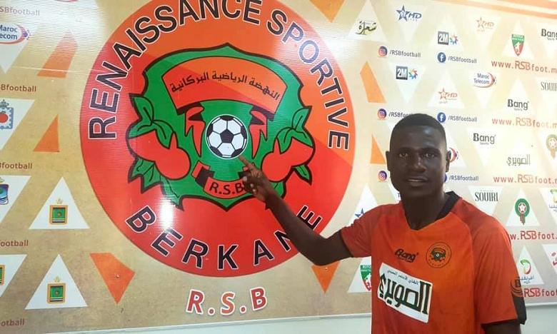 Patrick Kaddou, le désormais ancien joueur de Kampala City Club, devrait prendre la place de l'ancien attaquant de l'équipe Laba Kodjo.
