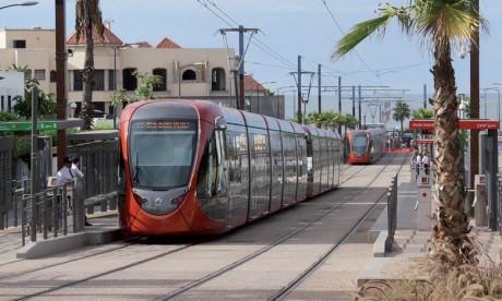 Le tramway de Casablanca ajuste ses horaires à la rentrée