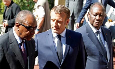 L'appel d'Emmanuel Macron pour honorer  les héros africains
