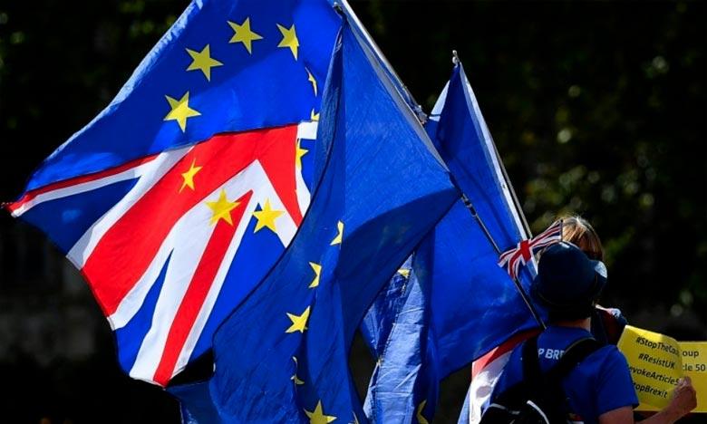 Le Parlement de Westminster est suspendu entre la deuxième semaine de septembre et le 14 octobre. Ph :  AFP