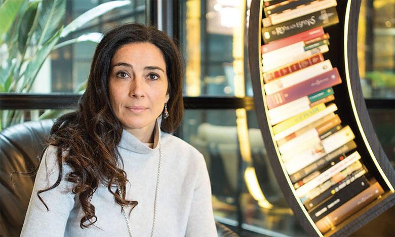Cristina López Barrio : Tanger la «captivante», une source d'inspiration inépuisable pour la créativité littéraire et artistique