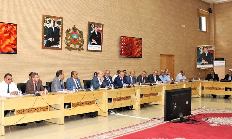 Les préparatifs se poursuivent au niveau de l'AREF de Rabat-Salé-Kénitra